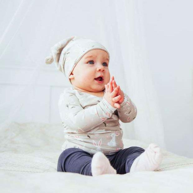 Vêtements de bébé pour l'hiver