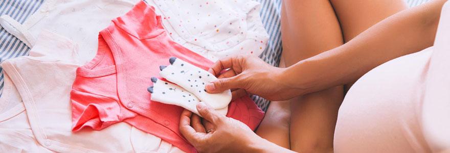 Vêtements de naissance
