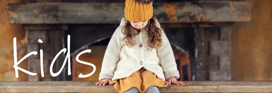 Achetez les meilleurs vêtements à la mode pour vos filles